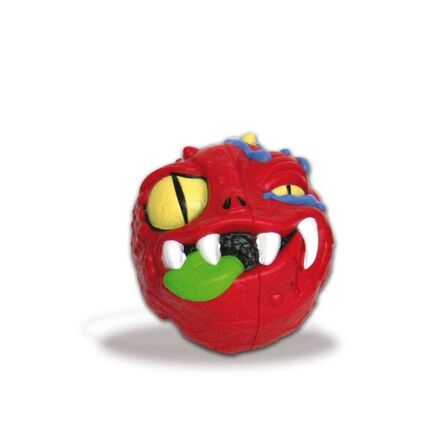 HUCH & FRIENDS - Mad Hedz Horncrusher Red Logical Toy