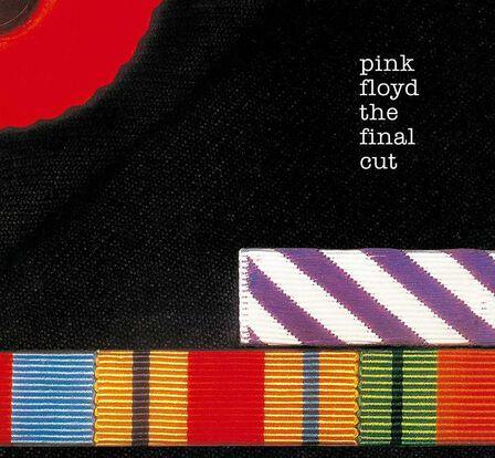 PINK FLOYD RECORDS - Final Cut 180G Vinyl 2016 Ver | Pink Floyd