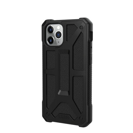 URBAN ARMOR GEAR - UAG Monarch Case Black for iPhone 11 Pro
