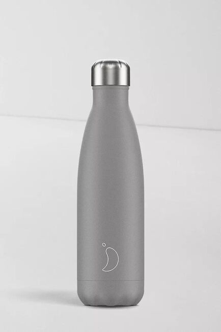 Urban Outfitters - Grey Chilly's 500Ml Stainless Steel Water Bottle