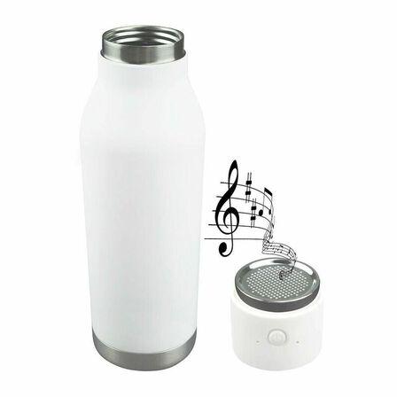 ASOBU - Asobu Wireless Beat Bottle White