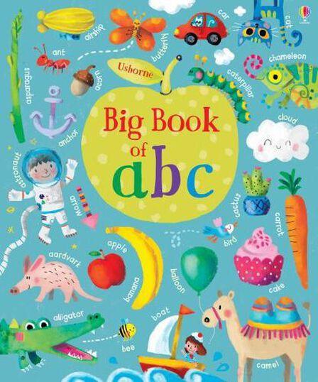 USBORNE PUBLISHING LTD UK - Big Book of ABC