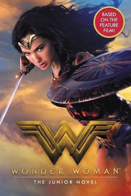 HARPER COLLINS USA - Wonder Woman The Junior Novel