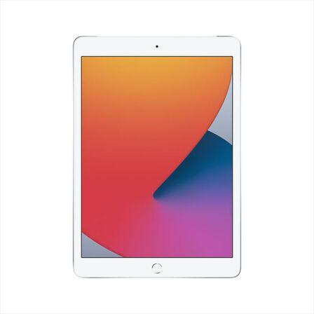 APPLE - Apple iPad 10.2-Inch Wi-Fi 128GB Silver [8th Gen]