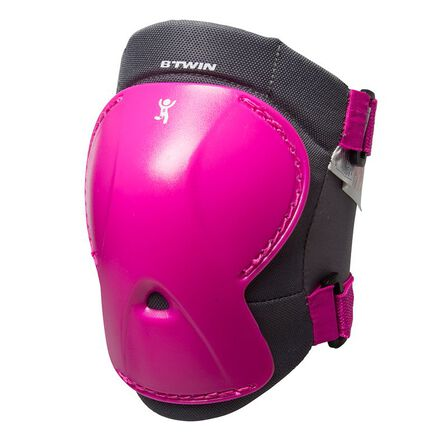 B TWIN - Children's bike protection kit xs - pink