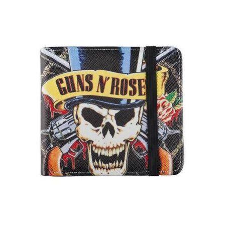 ROCKSAX - Guns N Roses Skull N' Guns Wallet