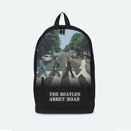 ROCKSAX - Beatles Abbey Road Black and White Classic Rucksack