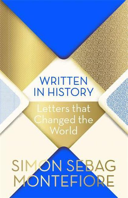 ORION UK - Written in History Letters that Changed the World