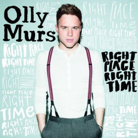 SONY MUSIC ENTERTAINMENT - Right Place Right Time | Olly Murs