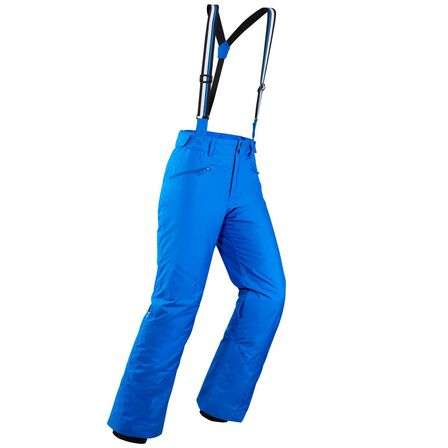 WEDZE - Large  MEN'S D-SKIING TROUSERS 180, Electric Blue