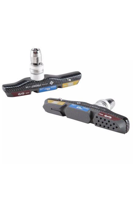 BTWIN - Tri-Zones 900 V-Brake Pads, Unique Size