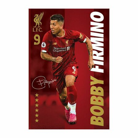 PYRAMID POSTERS - Pyramid Posters Liverpool FC Bobby Firmino