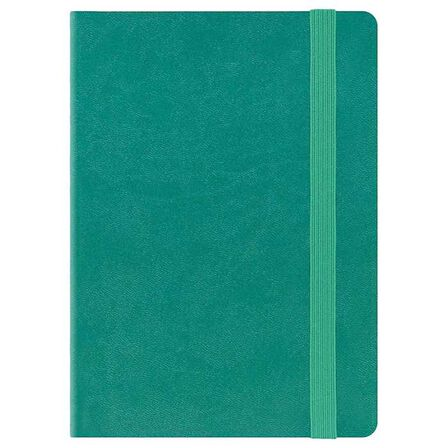 LEGAMI - Legami Small Weekly Diary With Notebook 18 Month 2018/ 2019 Turquoise