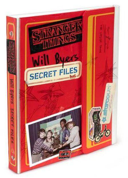 RANDOM HOUSE USA - Will Byers Secret Files (Stranger Things)