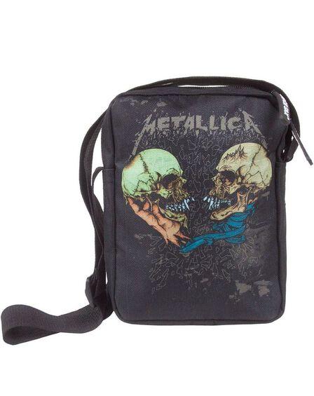 ROCKSAX - Metallica Sad But True Cross Body Bag