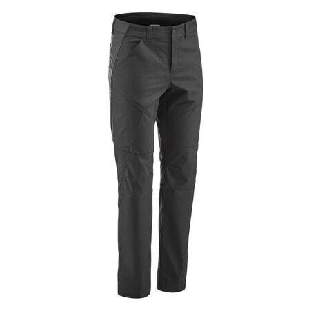 QUECHUA - W36 L34  Men's NH500 Regular off-road hiking trousers, Carbon Grey
