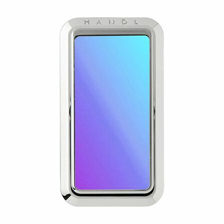 HANDL NEW YORK - Handl New York Iridescent Grip & Stand Blue/Purple for Smartphones