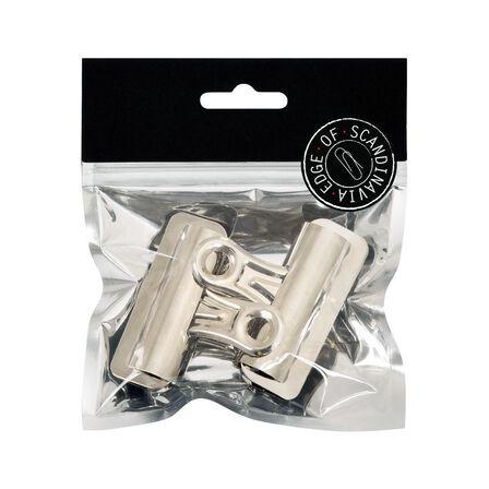 BNT STATIONERY - BNT 50mm Edge Bulldog Binder Clip [2 Pack]