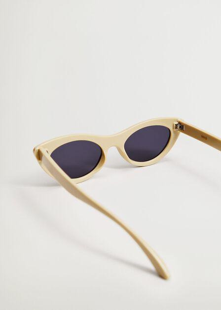 Mango - yellow Cat-eye sunglasses, Women