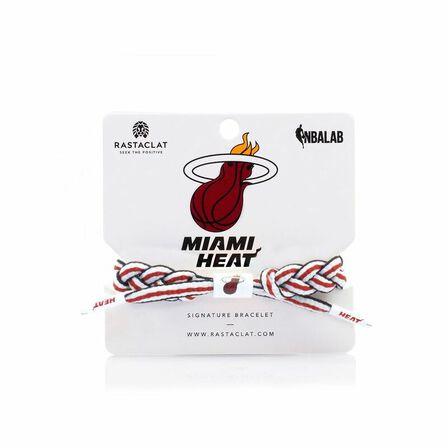 RASTACLAT - Rastaclat Miami Heat Home Men's Bracelet Red/Black