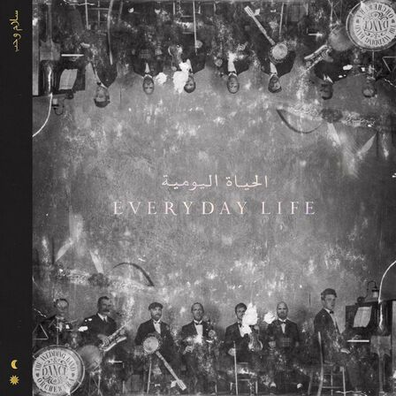WARNER MUSIC - Everyday Life | Coldplay