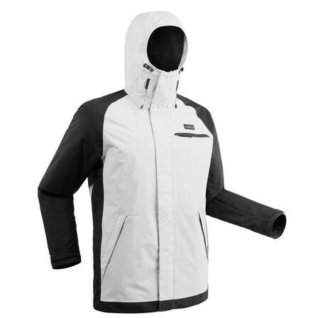 DREAMSCAPE - XXL Men Snowboard And Ski Jacket Snb Jkt 100 - Lunar Grey