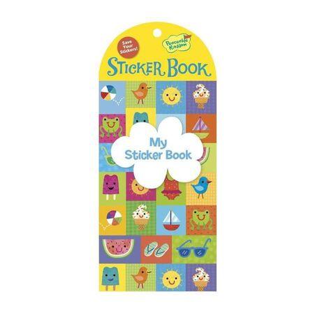 PEACEABLE KINGDOM - Sunny Days Sticker Book