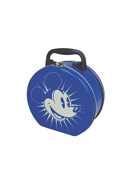 HALF MOON BAY - Disney Mickey Round Tin Tote