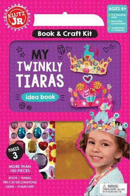 SCHOLASTIC USA - Twinkly Tiaras