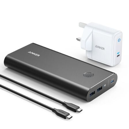 ANKER - Anker Powercore+ 26800 Pd 45W With Pd Charger Power Bank