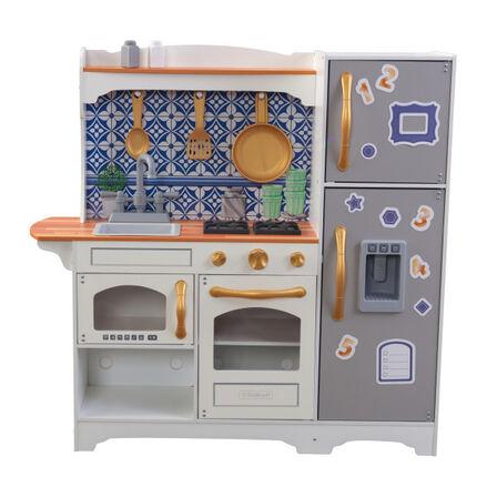 KIDKRAFT - Kidkraft Mosaic Magnetic Play Kitchen