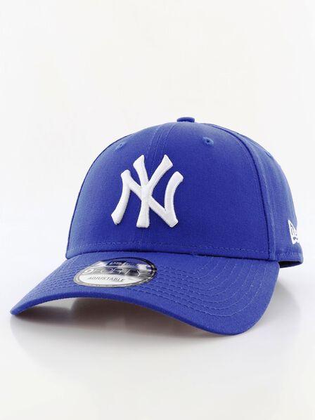 NEW ERA - New Era 9Forty League Basic NY Yankees Light Royal/White Cap