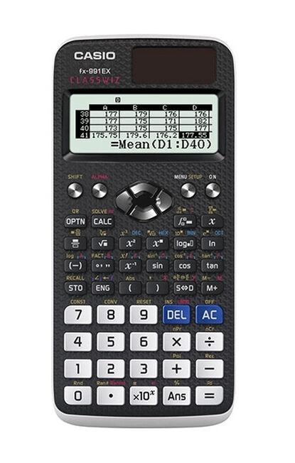 CASIO - Casio EX Series FX-991EX Scientic Calculator