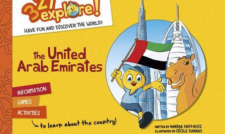 MARINA RUIZ - 321 Explore The UAE