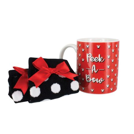 PALADONE - Paladone Minnie Mouse Mug & Socks Set