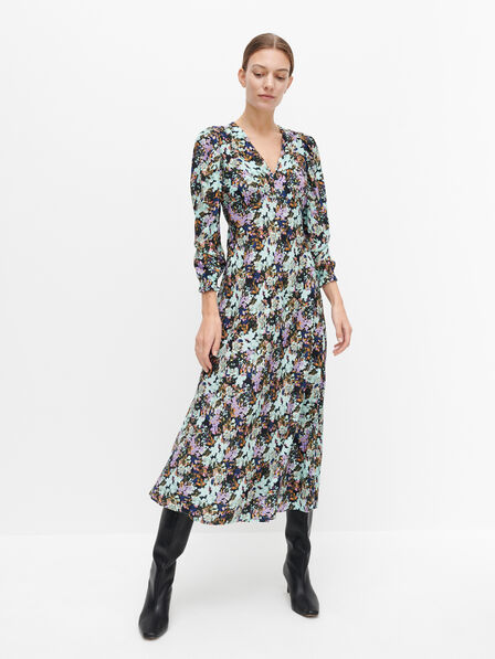 Reserved - Ladies' Dress - Multicolor