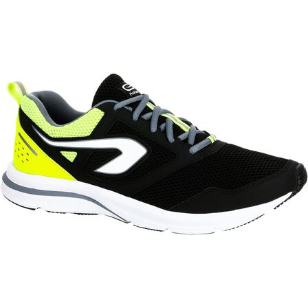KALENJI - EU 40 Run Active Men's Running Shoes - Black