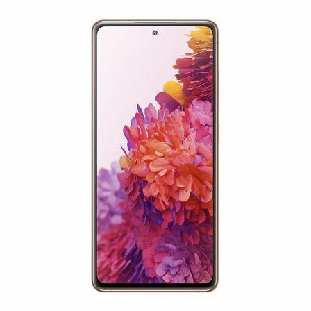 SAMSUNG - Samsung Galaxy S20 Fe 4G 128GB/8GB Hybrid Sim Cloud Orange
