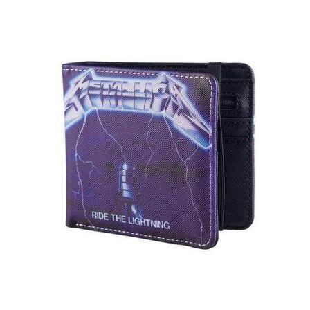 ROCKSAX - Metallica Ride the Lightning Wallet