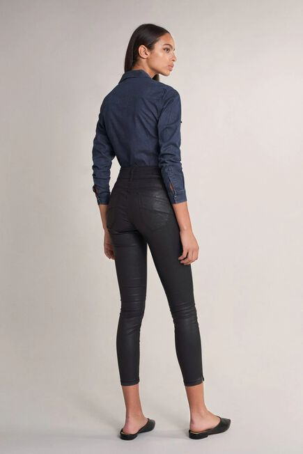 Salsa Jeans - Blue Body shirt with pockets