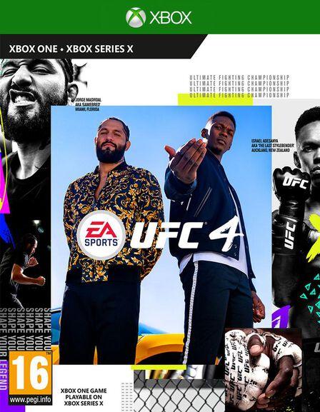 ELECTRONIC ARTS - EA Sports UFC 4 - Xbox One