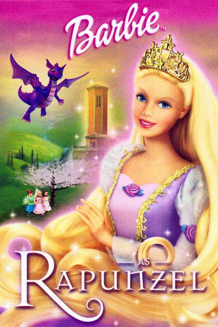 UNIVERSAL STUDIOS - Barbie as Rapunzel