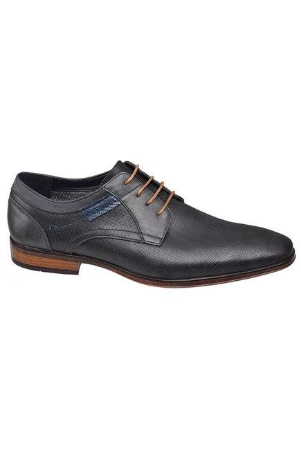 VNCE - Black Classic Shoes, Men