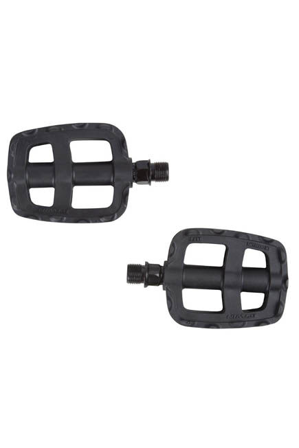 """BTWIN - 16"""" and 20"""" kids' bike pedals, Unique Size"""