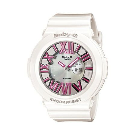 CASIO - Casio BGA-160-7B2DR Baby-G Digital Watch