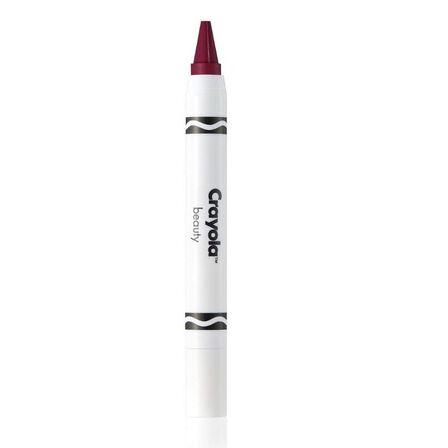 CRAYOLA - Crayola Beauty Lip & Cheek Crayon - Maroon