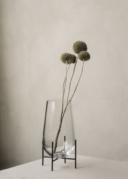 Menu - Echasse Vase, Clear, Small