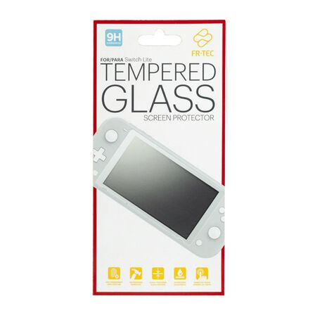 FR-TEC - FR-TEC Tempered Glass Screen Protector for Nintendo Switch Lite