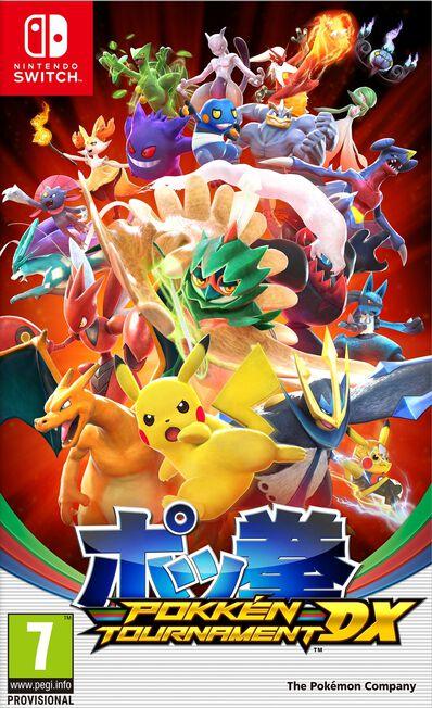 NINTENDO - Pokken Tournament DX - Nintendo Switch