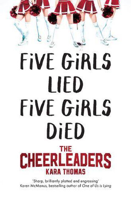 PAN MACMILLAN UK - The Cheerleaders